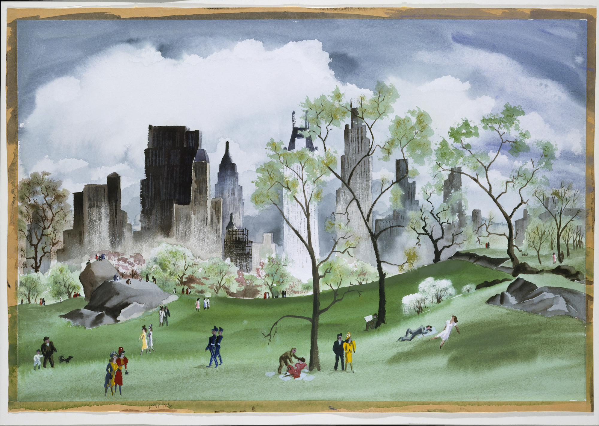 https://www.artistbkfoundation.org/Adolf Dehn  . new-gallery-events