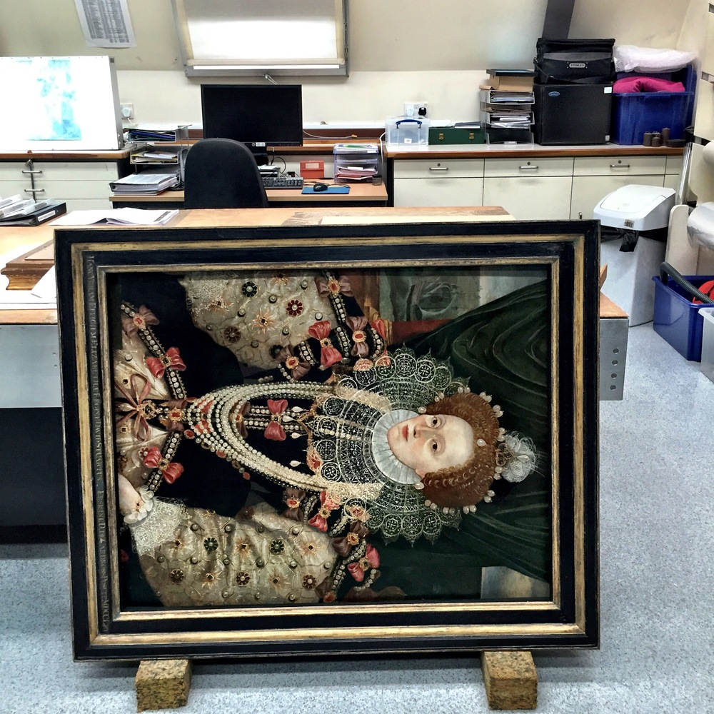 National Portrait Gallery Behind the scenes Conservation department visit.jpeg