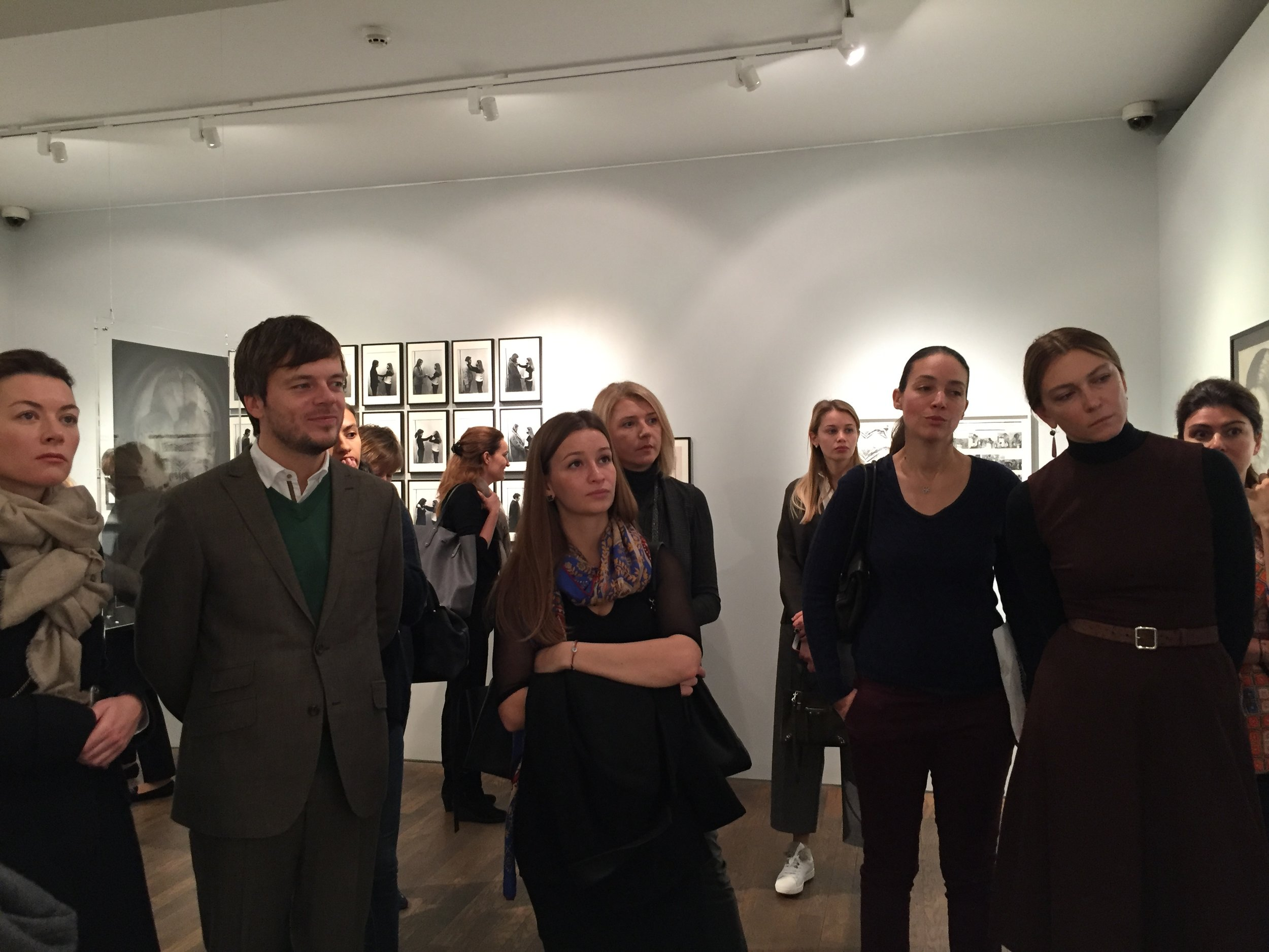 Breakfast with the Director and a private tour of 'Feminist Avant-Garde of the 1970s' exhibition at The Photographers' Gallery