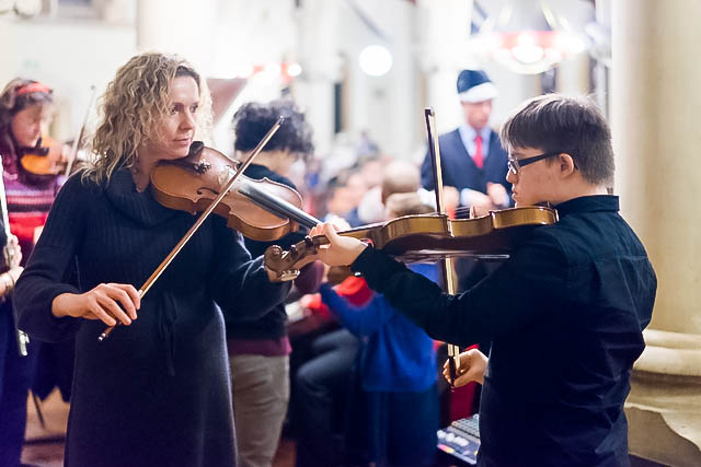 Music School for Children and Young People With Special Needs  - The Otakar Kraus Music Trust