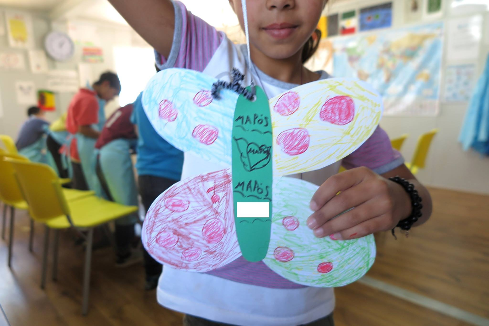 Art therapy For Refugee Families