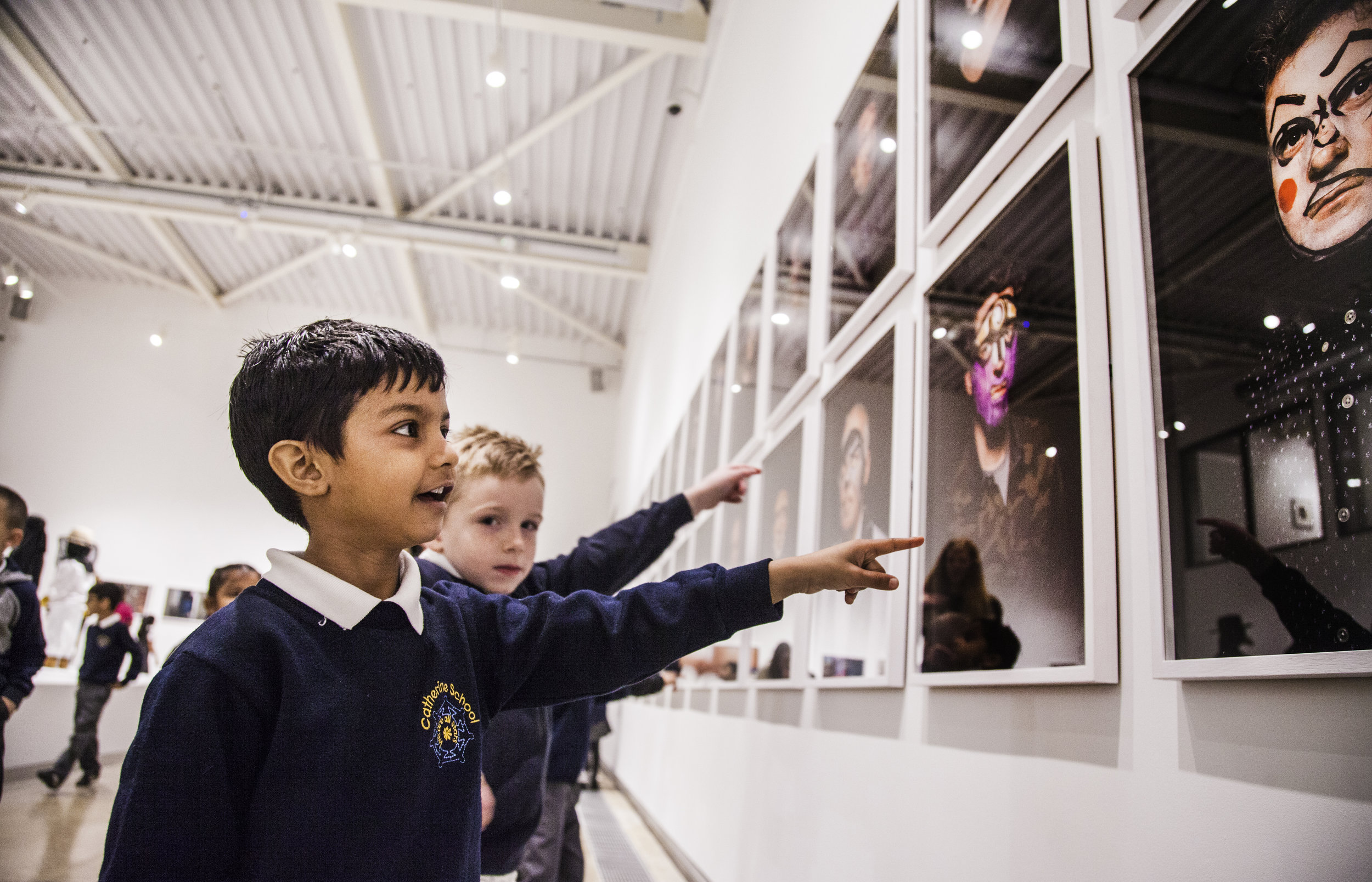 Children & the Arts. Start programme at Attenborough Arts Centre.jpg