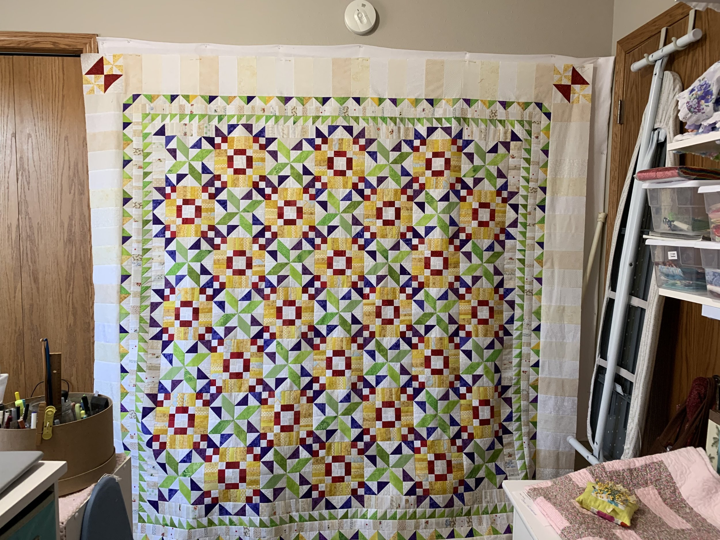 goodfortunequiltfinishedtop