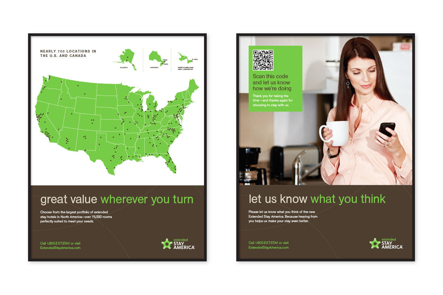 Extended Stay America posters