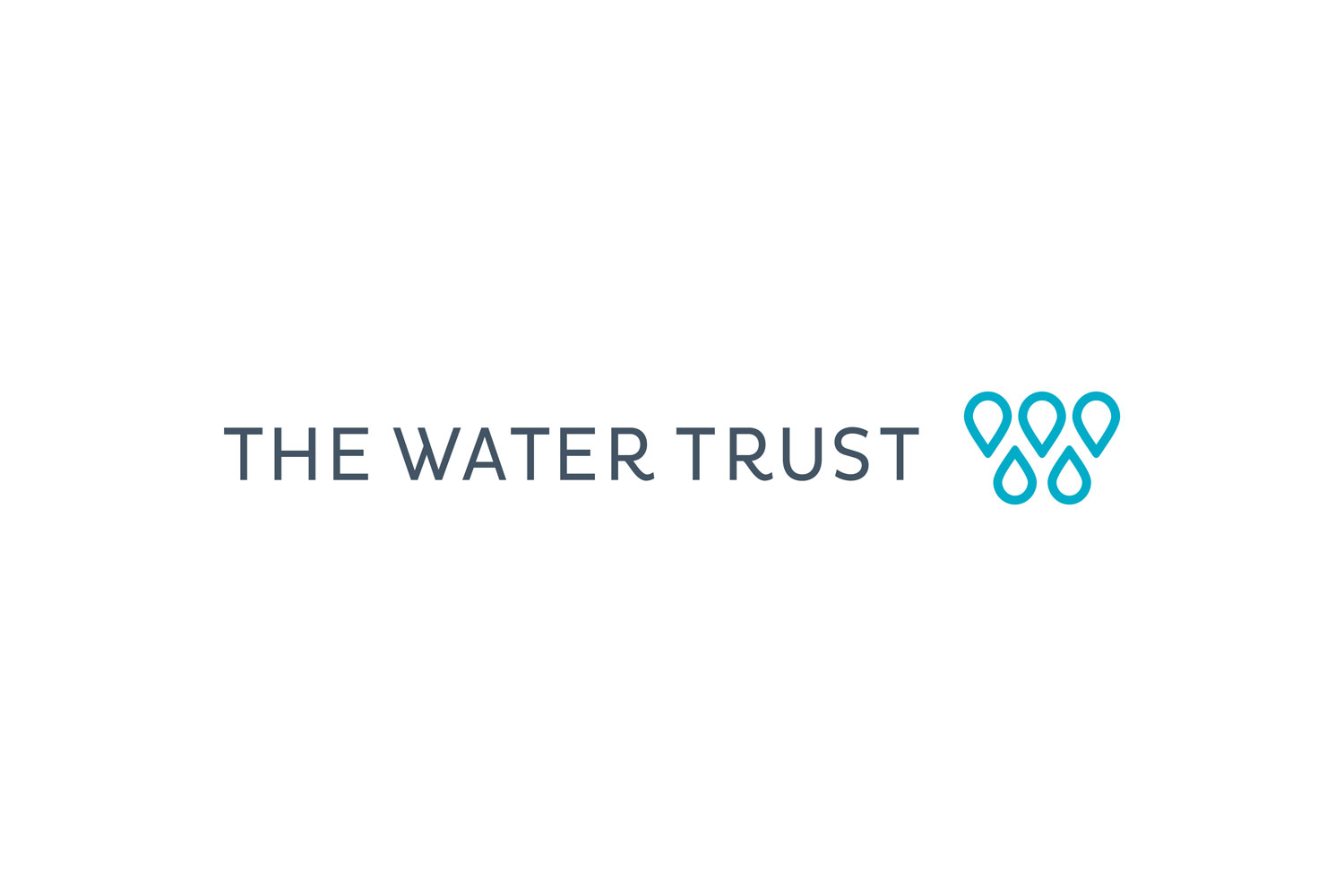 The Water Trust proposed logo