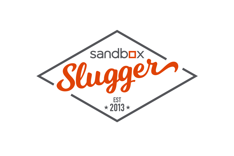 Sandbox Slugger final logo
