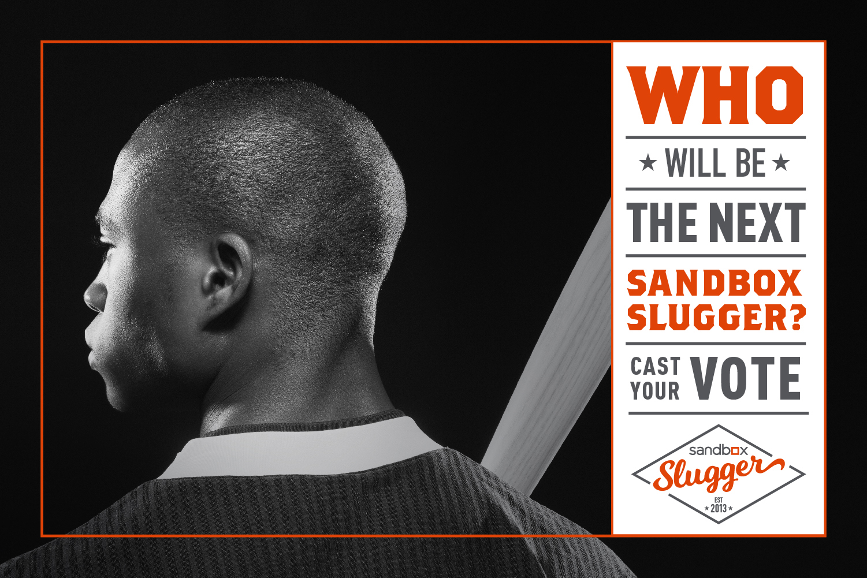 Sandbox Slugger MVP poster