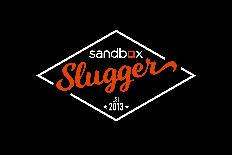 Sandbox Slugger logo
