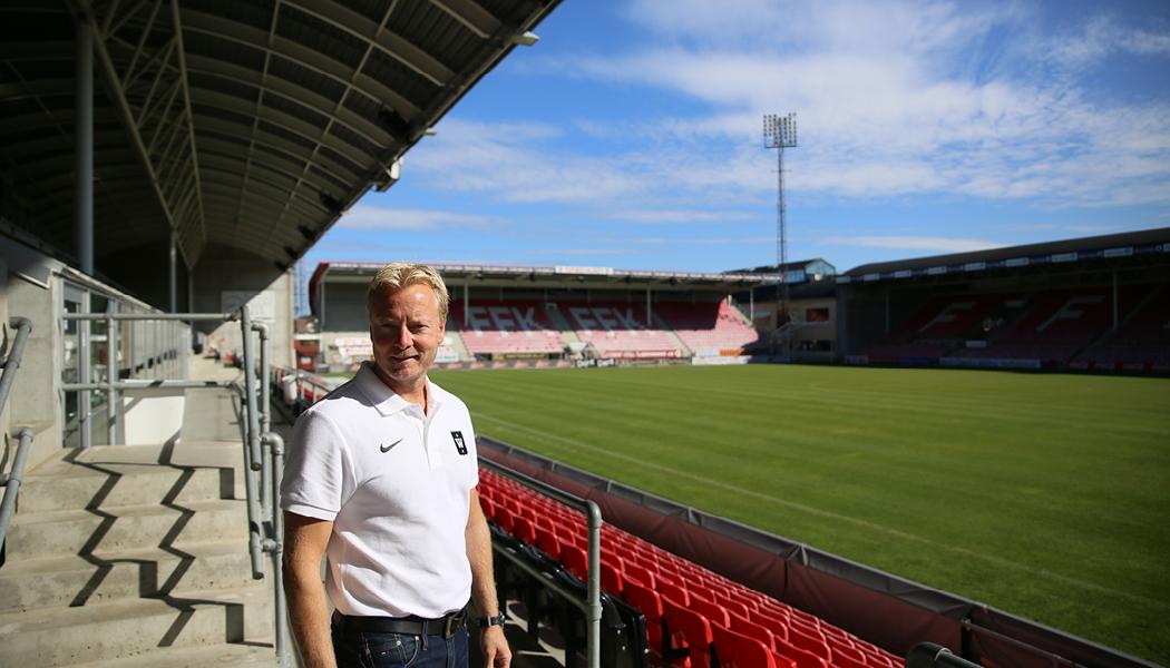 Wang Toppidrett Fredrikstad