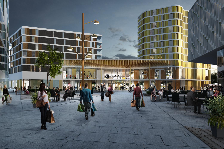 Boliger trenger handel, og handel trenger boliger. Det er enkelt forklart grunnlaget for den gode sirkelen vi nå kan skape i Fredrikstad. Når dette innlemmes i det eksisterende sentrum, har vi en god oppskrift på hvordan Fredrikstad igjen kan bli Østfolds handelshovedstad.