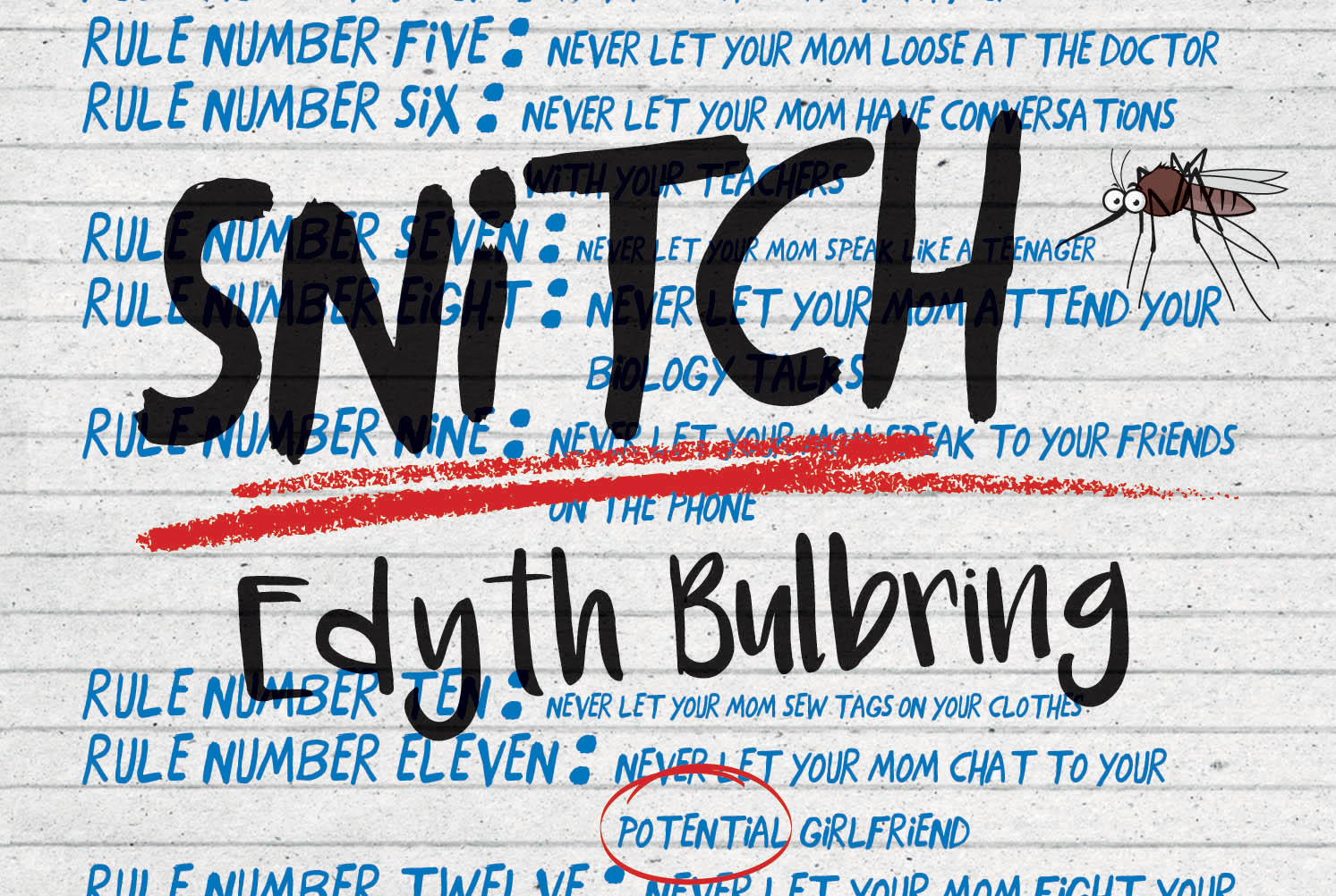 Cover detail: Snitch