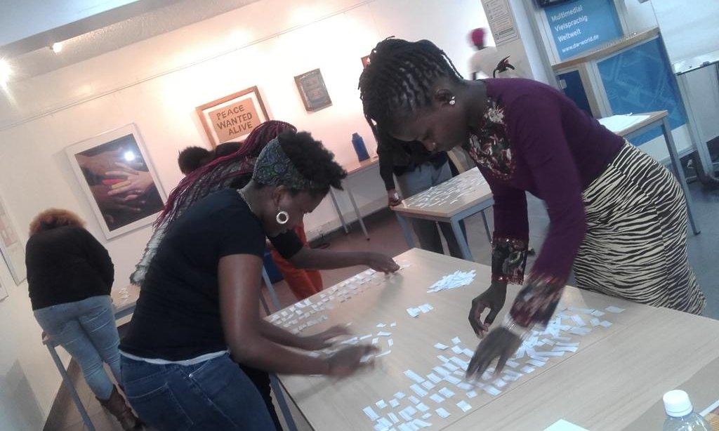 Nairobi Flow Workshop