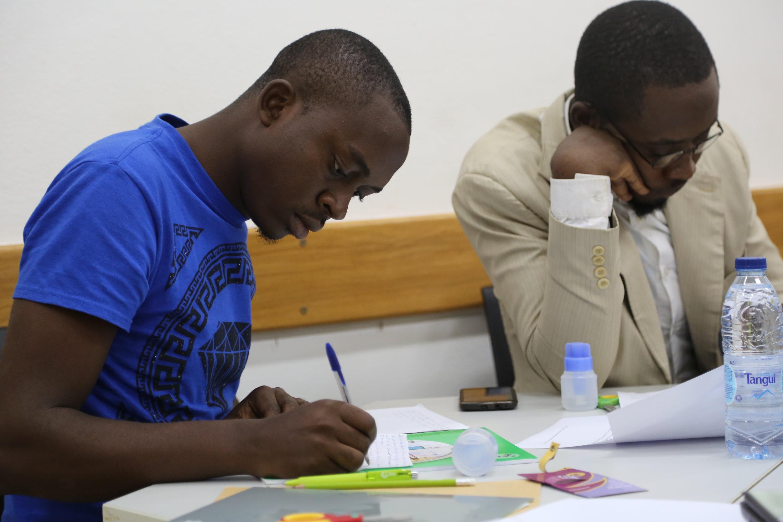 Yaoundé Flow Workshop