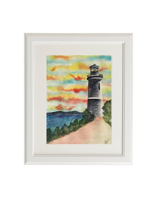 CloverIslandLighthouse-600x750px-framed-.jpg