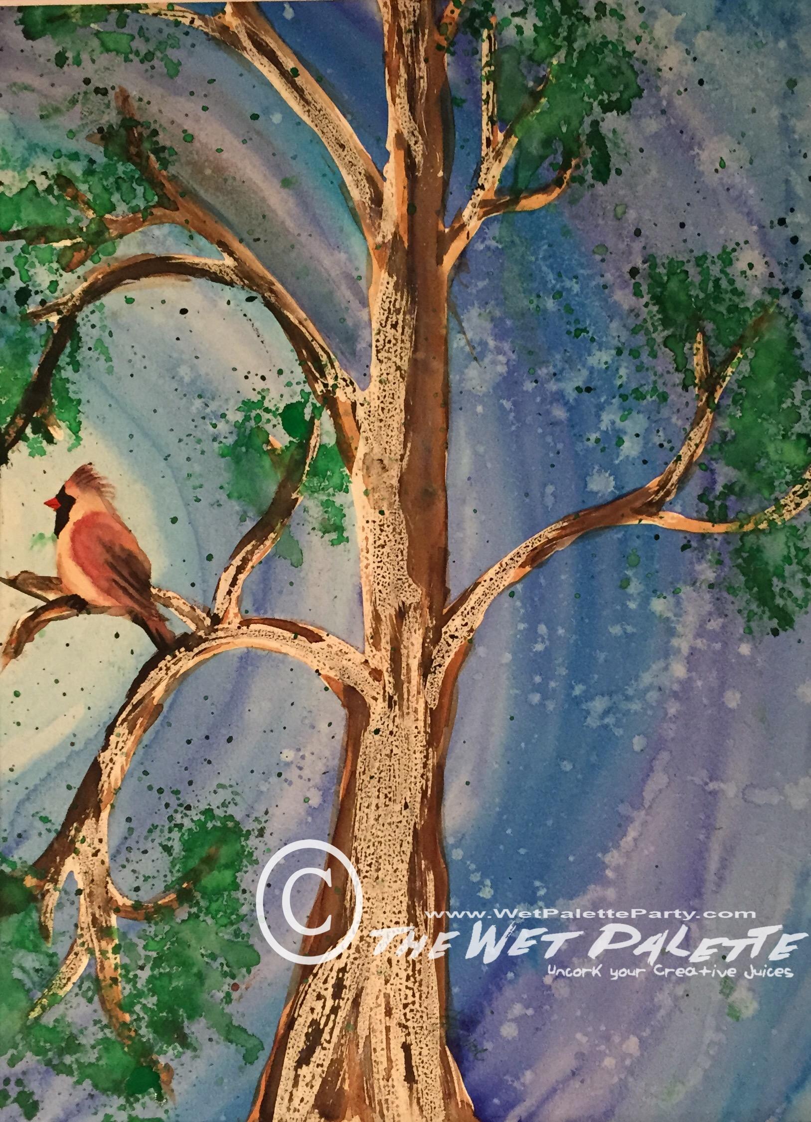 Love Birds - part 1