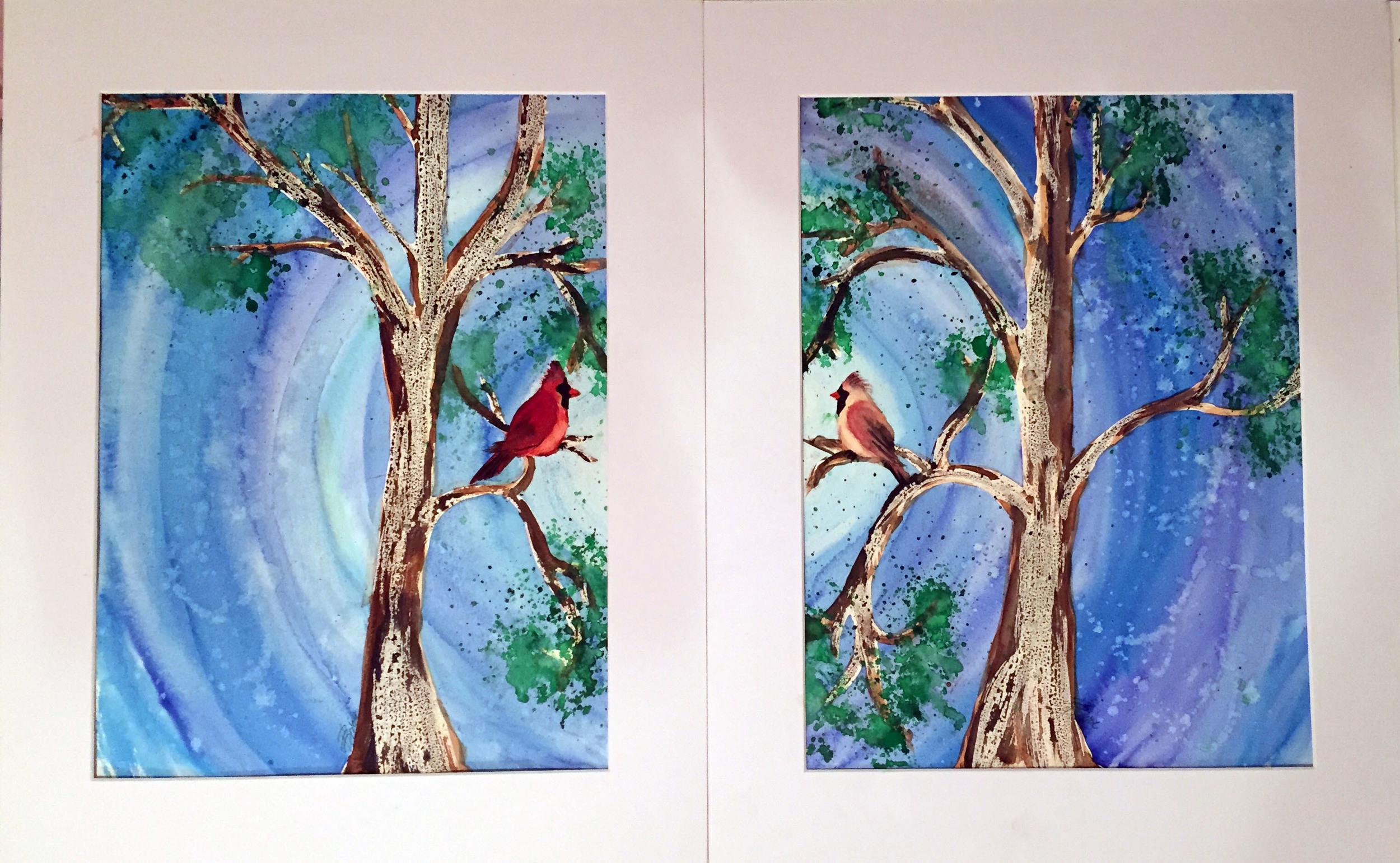 Love Birds - Couples