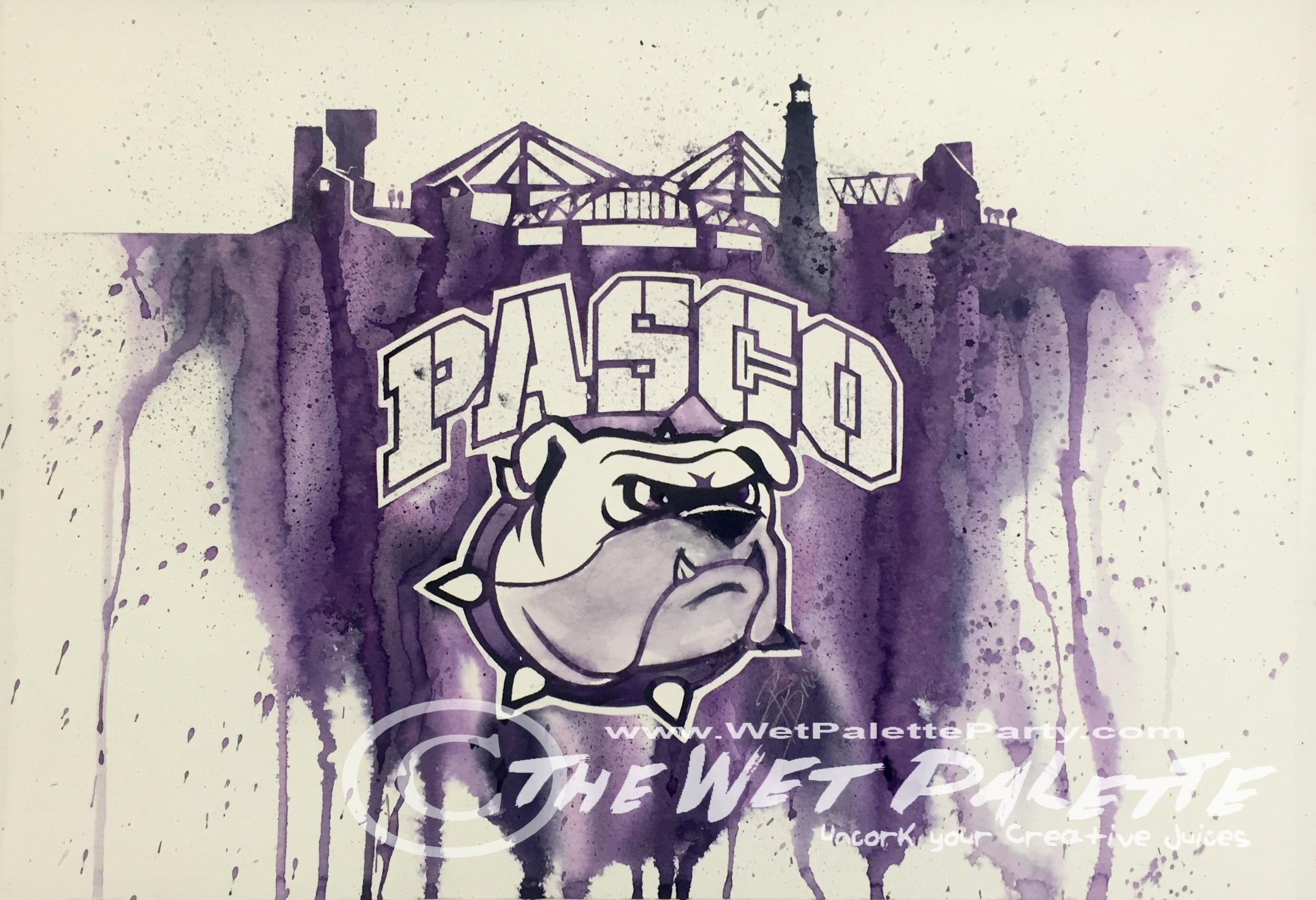 Pasco High Bulldogs