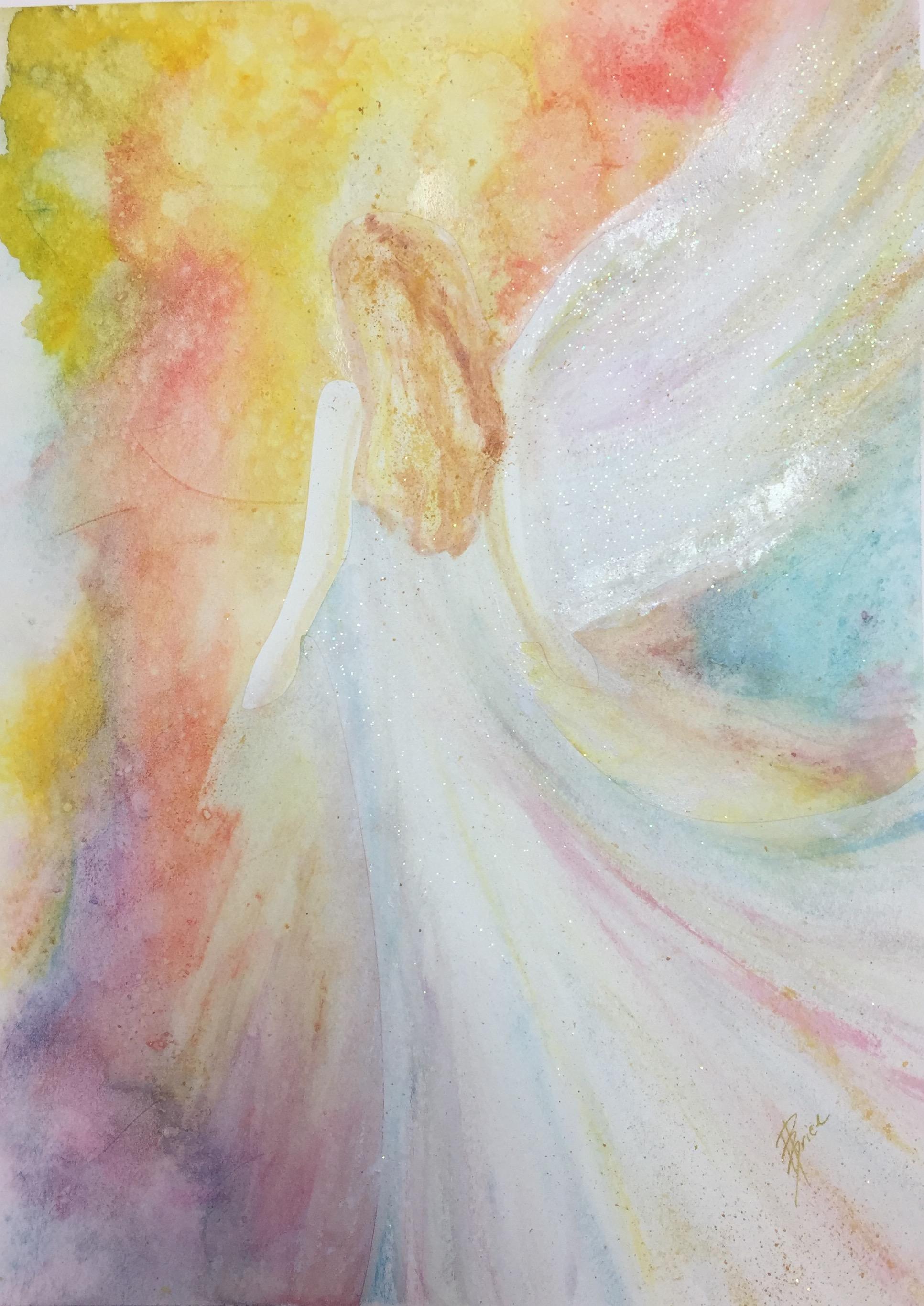 Angels Among Us - Portrait