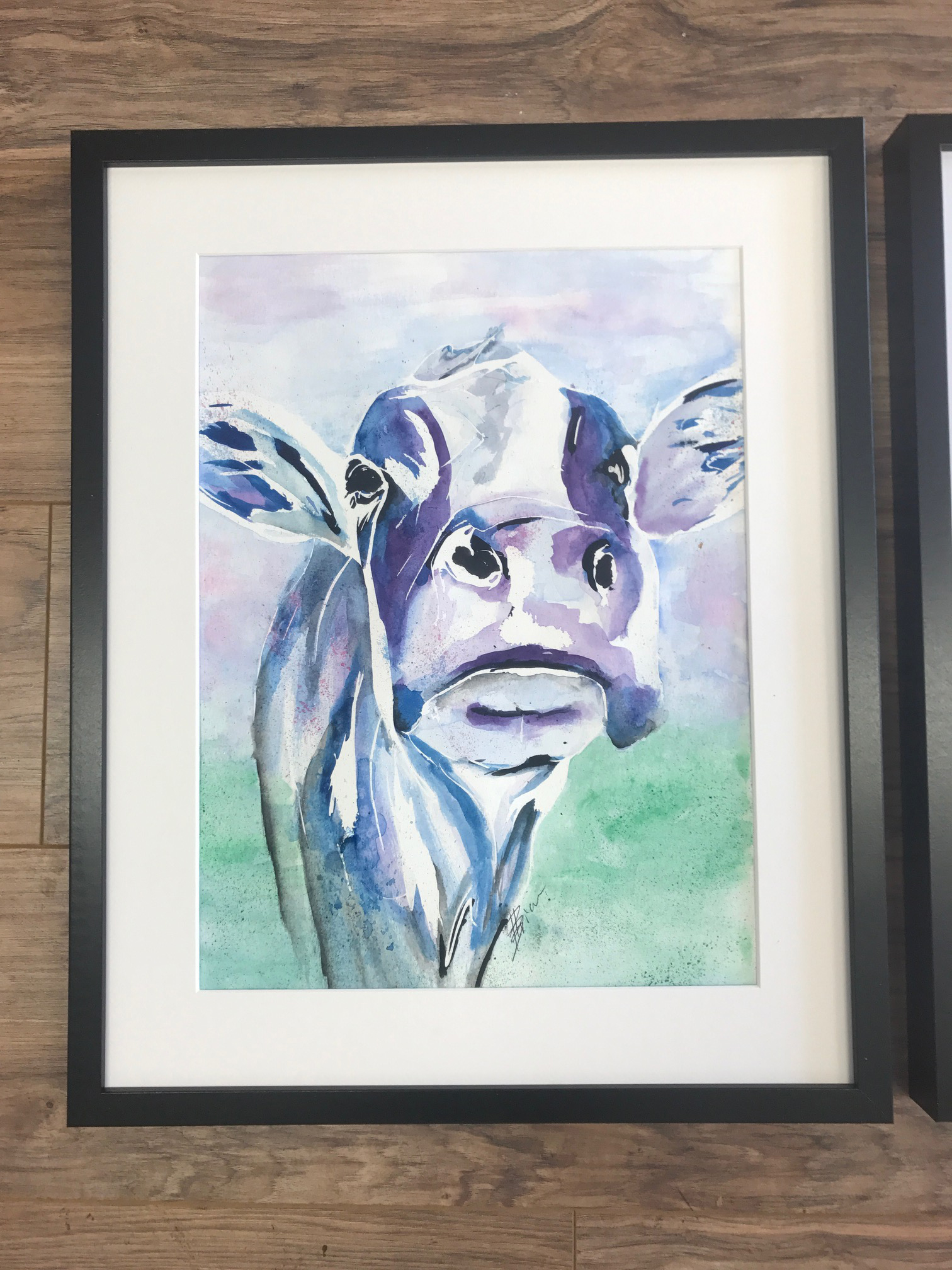 On the Farm Series - Cow