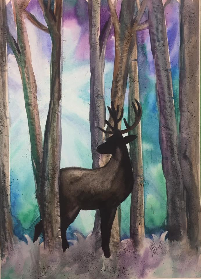 Twilight Forest - Deer