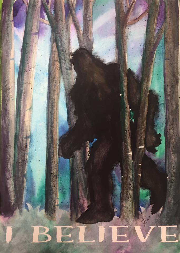 Twilight Forest - Bigfoot