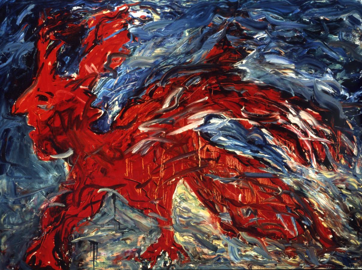 Red Creature, 1990