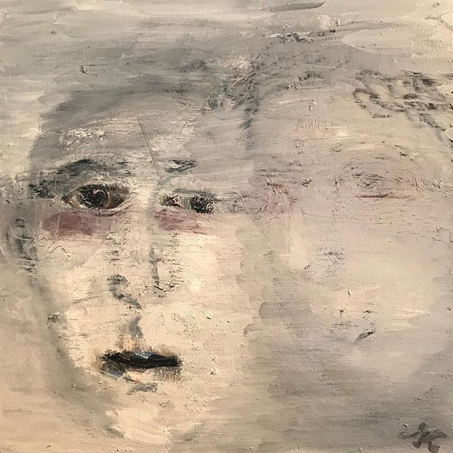 #oilpainting #contemporaryart #artcurators #artcurator #artistsoninstagram #painterly #memory #people #artcollector #artcollectors #WomenArtists #portraitpainting #portraitpaintings