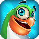Seabirds  (iOS/Android, discontinued) — complete German localization of in-game content, app descriptions, and press release