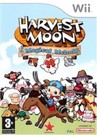 Harvest Moon: Magical Melody (Wii)