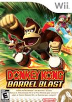 Donkey Kokng Barrel Blast (Wii) — German localization testing