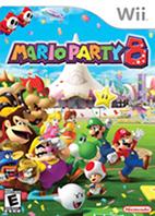 Mario Party 8 (Wii) — German testing
