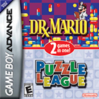 Dr. Mario & Puzzle League (AGB) — German localization tester
