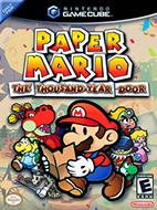 Paper Mario 2 (GCN) — German localization tester