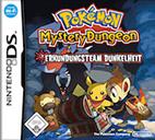 Pokemon Mystery Dungeon: Erkundungsteam Dunkelheit (NDS) — Deutsches Lokalisierungstesting