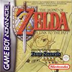 Zelda Four Swords/A Link to the Past