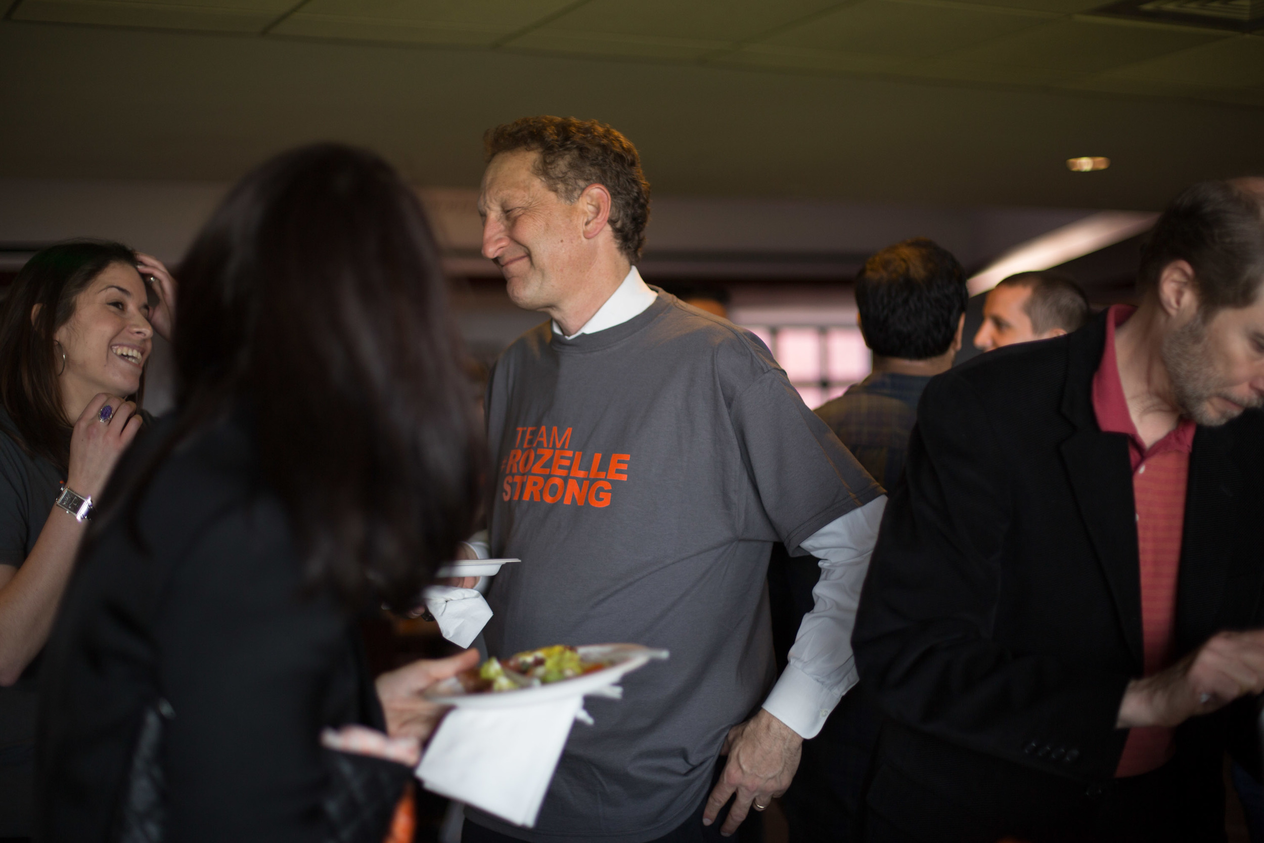 Larry Baer, CEO of the San Francisco Giants