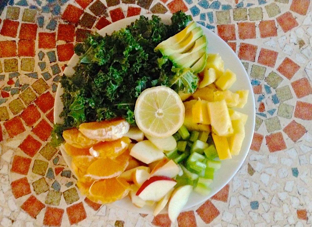 Fruit-prepping