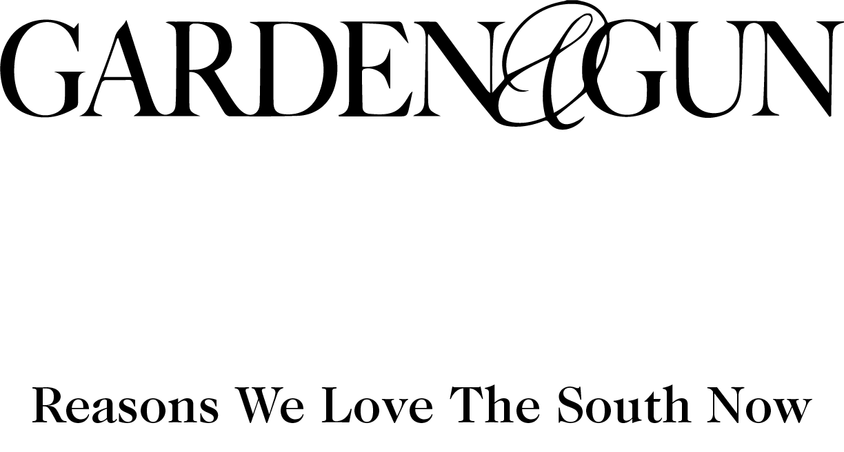 Garden and Gun Logo - 50 reasons we love the South