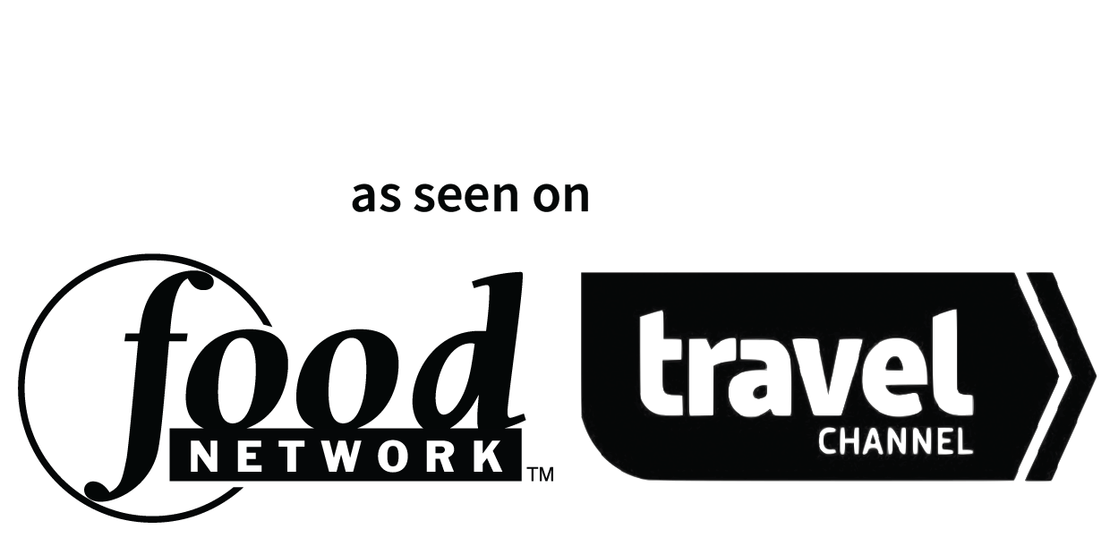 Food Network and Travel Channel logos