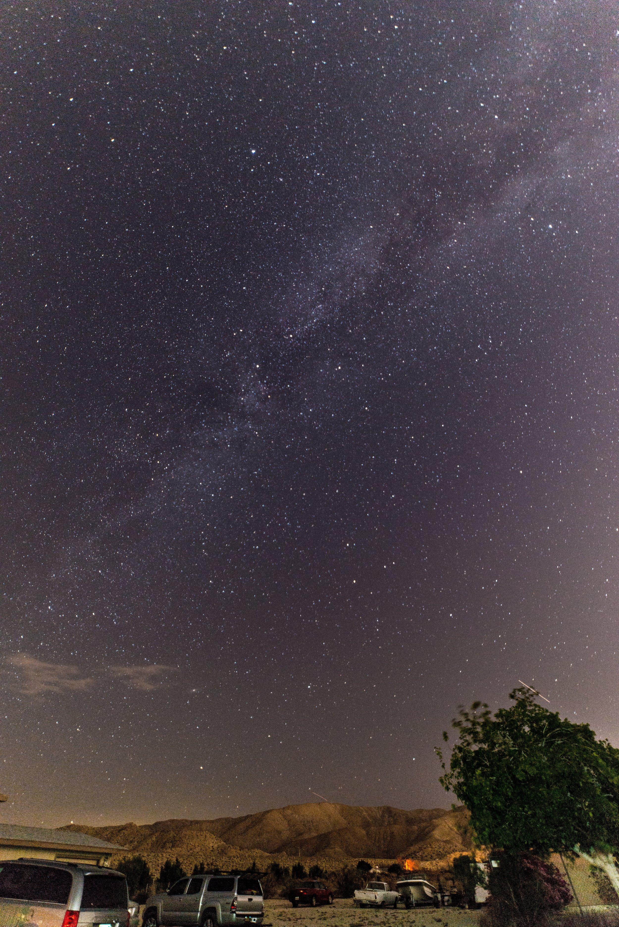 Sky Valley - D800 w/ Irix 15mm f2.4 - 30 sec. @ F2.5