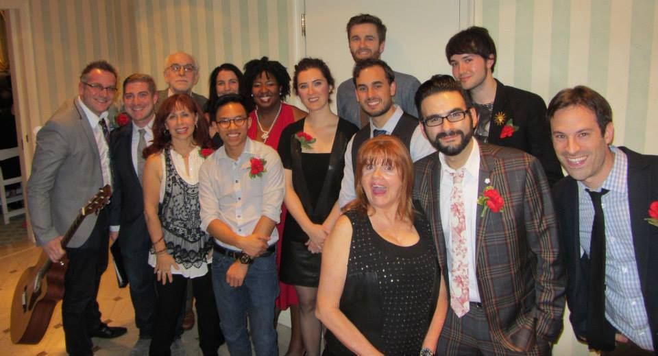 Rhine beck Writers Benefit Concert