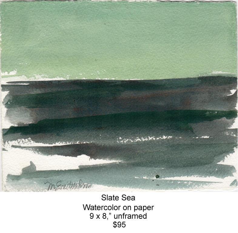 Fred Wise, Slate Sea. Watercolor, 9 x 8, 2010, web.jpg