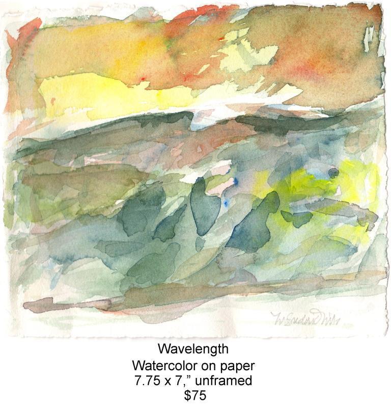 Fred Wise, Wavelength. Watercolor 7.75 x 7, 2015, web.jpg