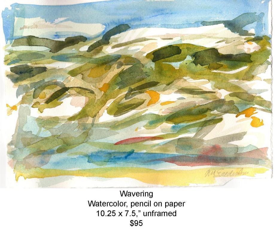 Fred Wise, Wavering. Watercolor, 10.25 x 7.5, 2015, web.jpg