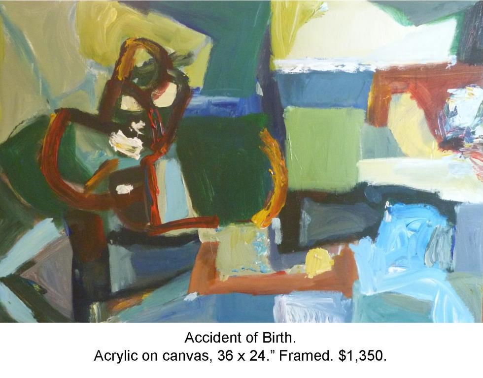 Fred Wise, Accident of Birth Acrylic on Canvas, 36 in x 24 in 2014 2016 04 19JPG.jpg