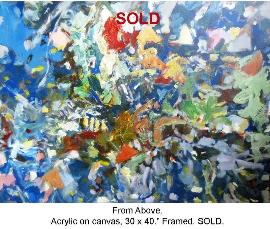 Fred Wise, From Above. Acrylic on canvas, 30 x 40, 2012.jpg