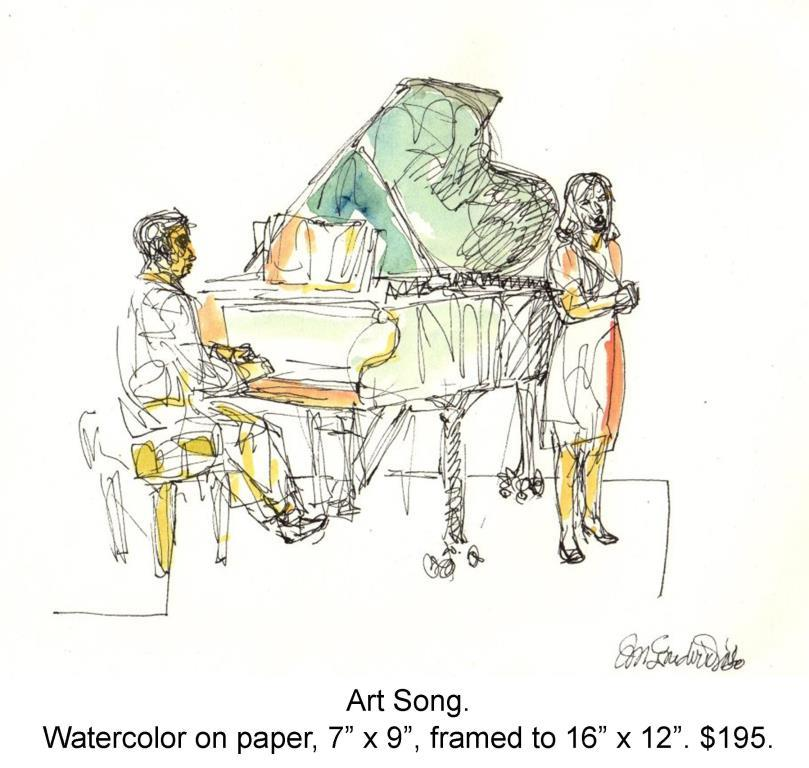 Fred Wise, Art Song. Watercolor, ink on paper, 7 x 9, 2013.jpg