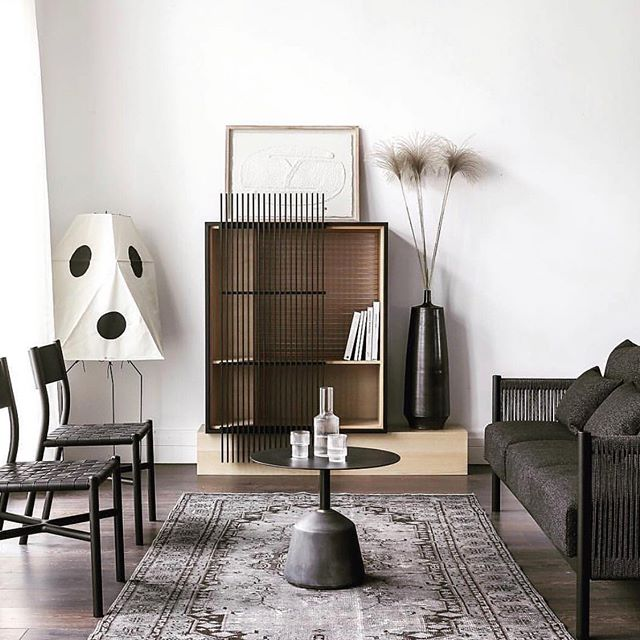 Kumiko cabinet I designed for @ariake_collection in good company styled by @emorijuana for @norhor. Image snatched from @ariake_belux