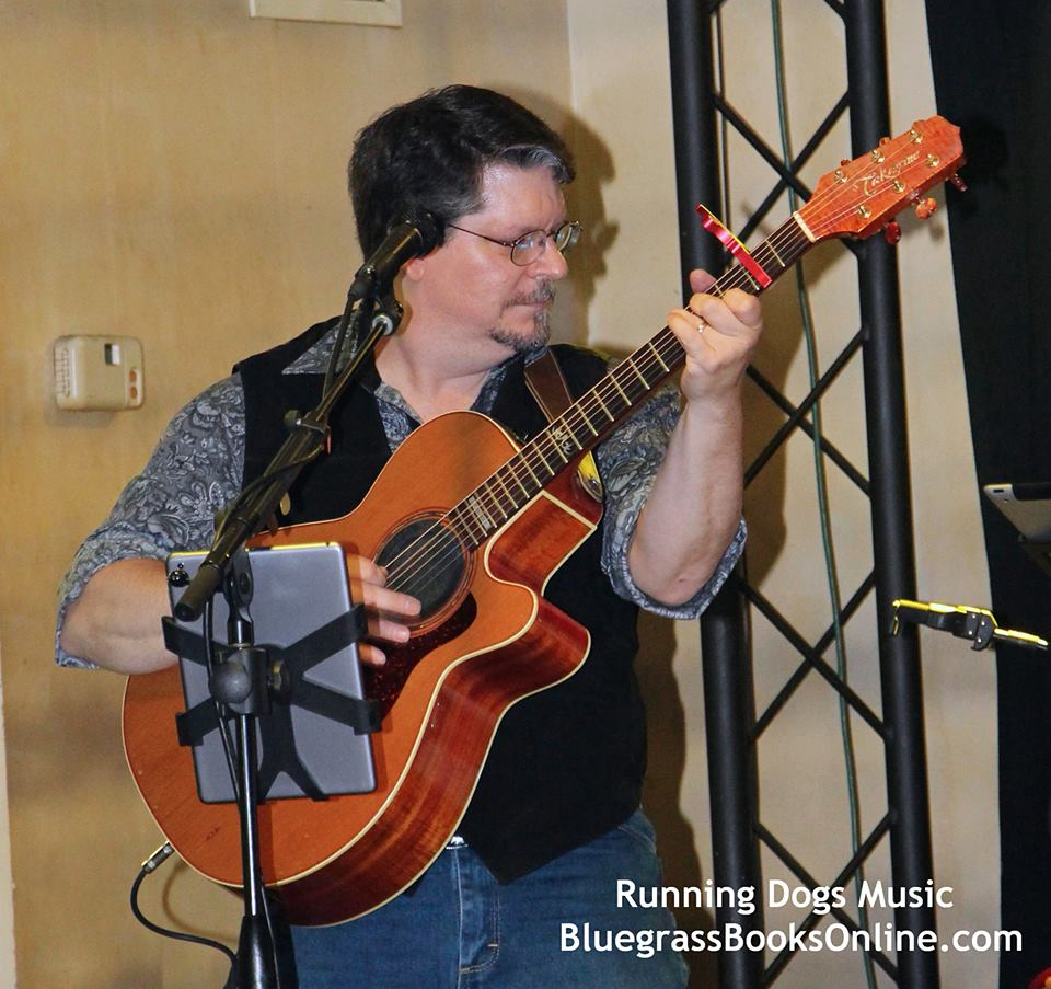RICK WILLIAMS  GUITAR, MANDOLIN, BANJO, BASS   Rick is a legendary teacher in Tulsa. He has taught for over 27 years and publishes his own bluegrass instructional books. Rick is also an experienced repair specialist and an authorized Taylor and Ovation technician.