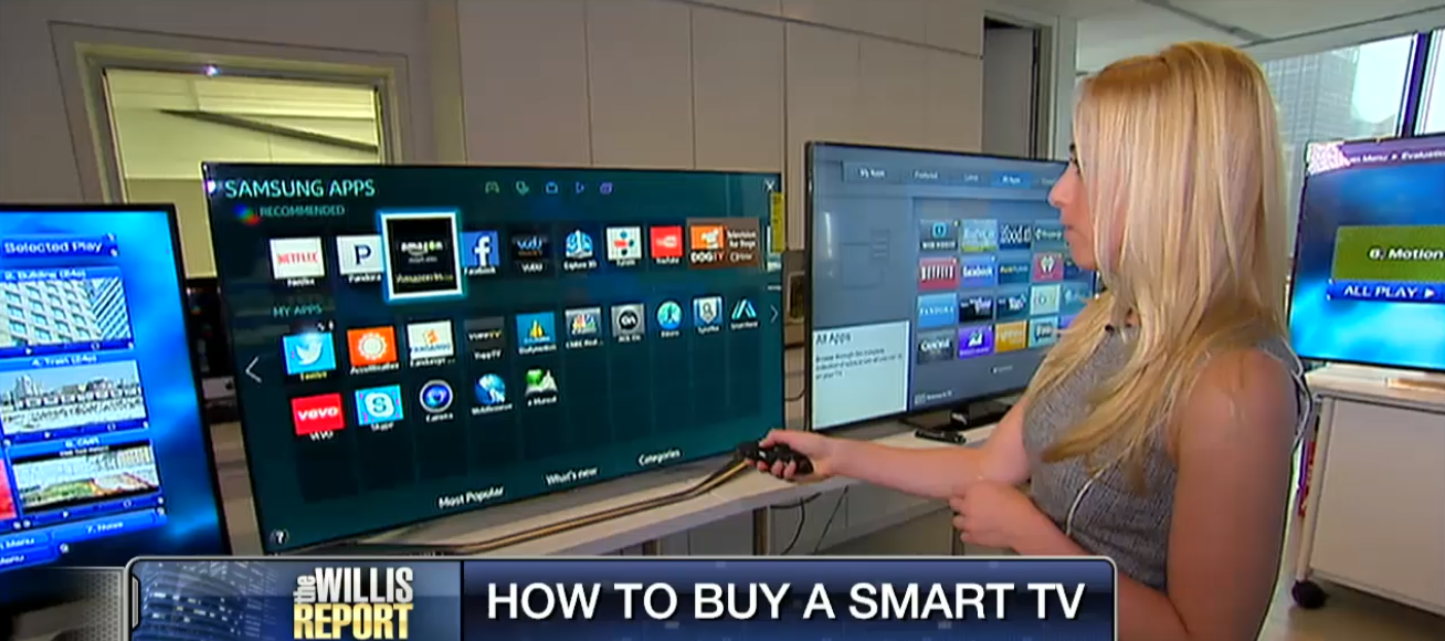 FOX Business:Rachel Rothman, Technical Director for the Good Housekeeping Institute, walks you through how to buy a smart TV.